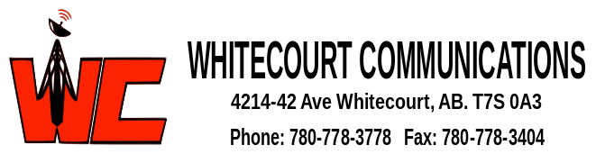 Whitecourt Communications Support